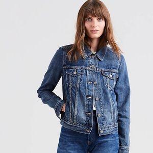 Levi original trucker jean jacket